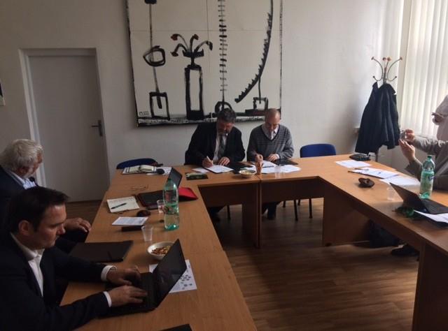 Český a Slovenský Smart City Cluster podepsali memorandum o spolupráci