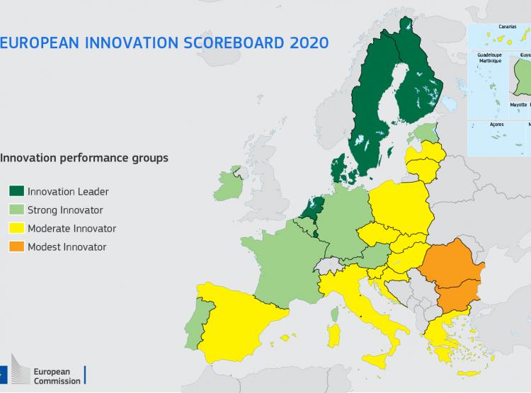 Inovace v České republice rostou jen pomalu